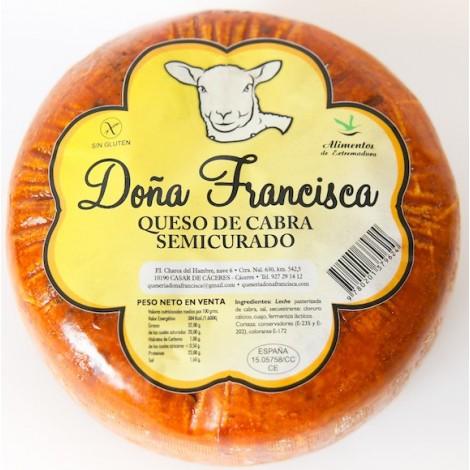 Semicurado Doña Francisca