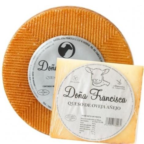 Oveja añejo Doña Francisca