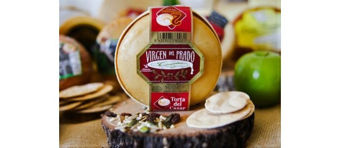 Torta del Casar DOP Virgen del Prado es el tercer mejor queso del mundo